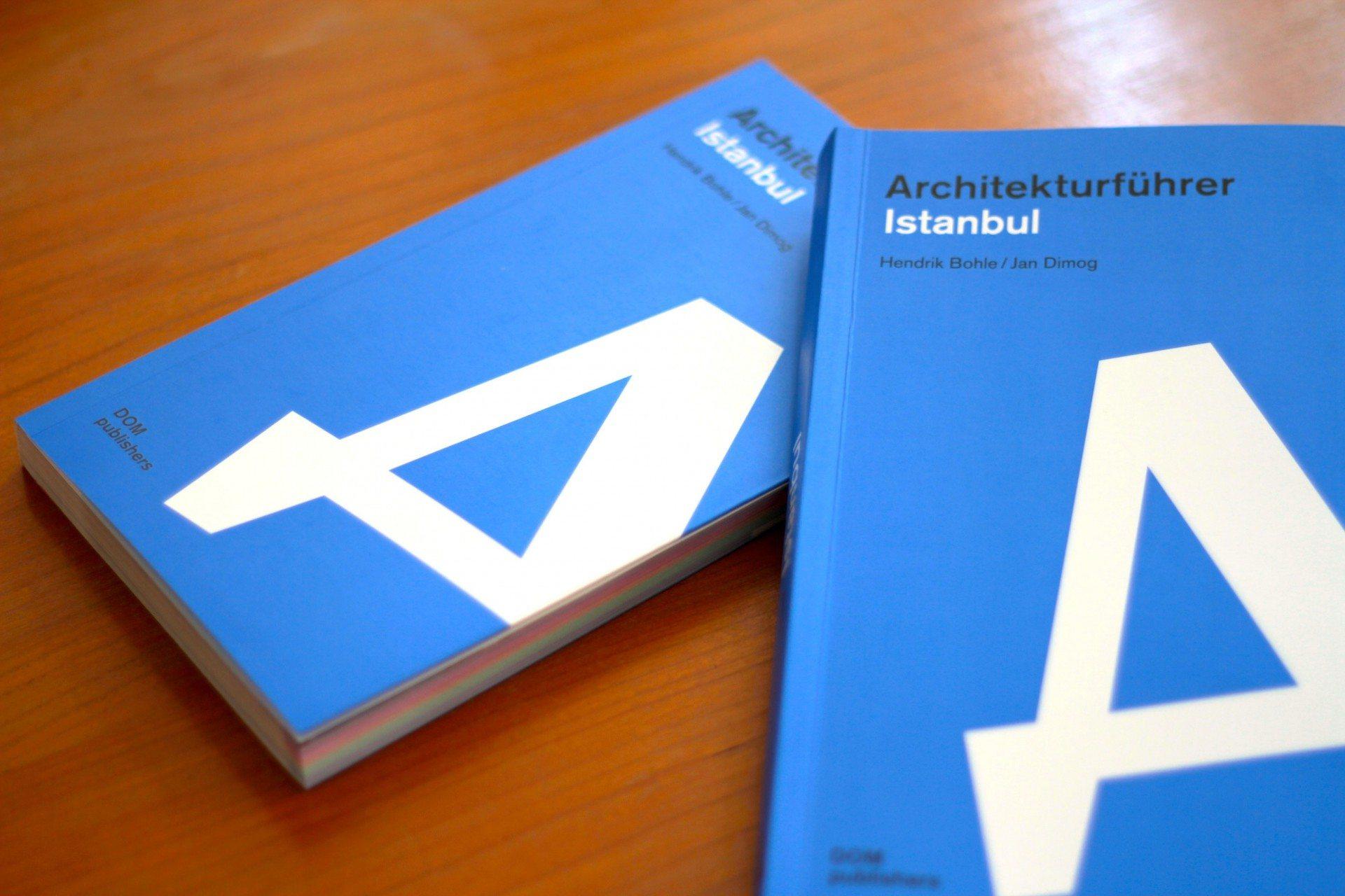 Architekturführer Istanbul von Hendrik Bohle und Jan Dimog