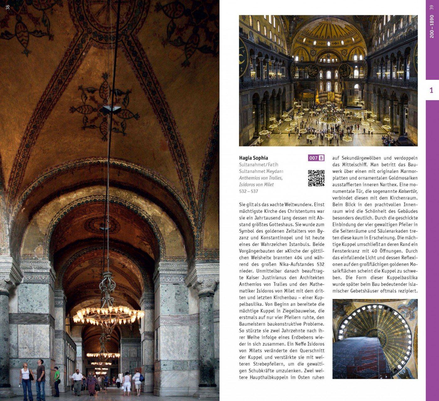 Die Ikone. Die Hagia Sophia