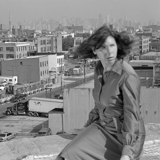 Portrait von Bettina Cohnen, Fotokünstlerin