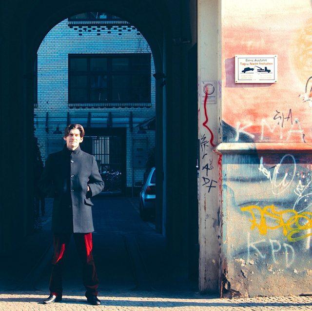 Portrait von Hakan Dağıstanlı, Architekt und Autor