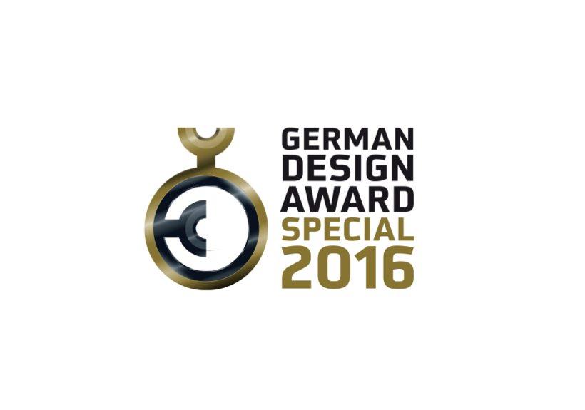 German Design Award 2016. Jurybegründung:
