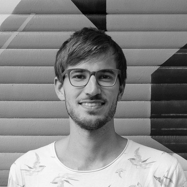 Portrait von Christian Bauer, Digitaler Designer und Konzeptionist