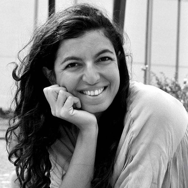 Portrait von Sevince Bayrak, Architect and assistant professor