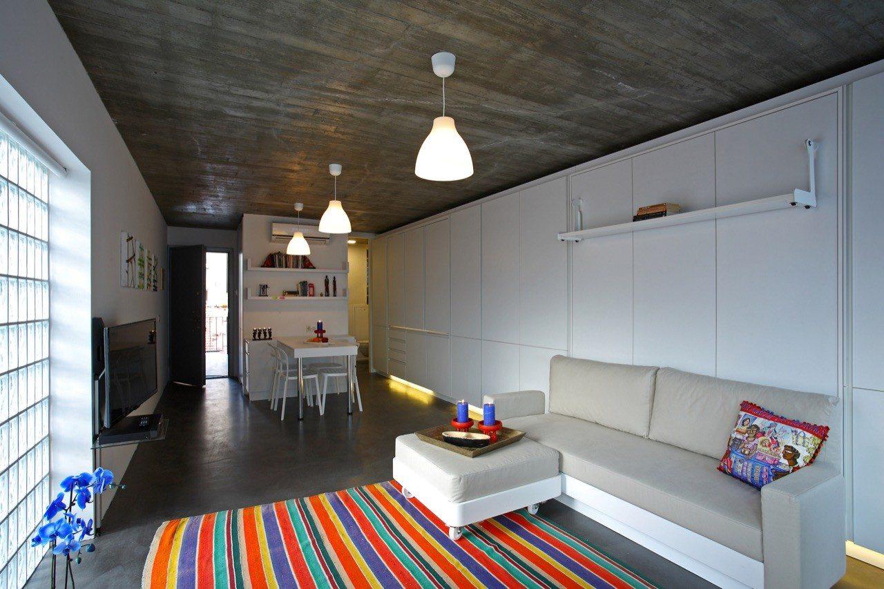 Neuer Wohnraum auf begrenztem Grund in Gümüssuyu