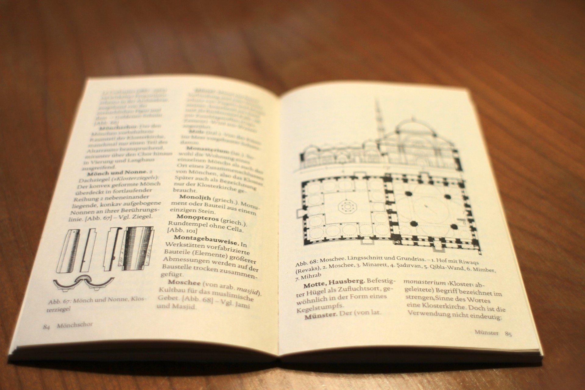 Wörterbuch der Architektur von Reclam Sachbuch