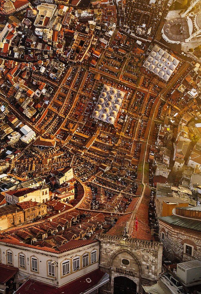 Der Große Basar.  Istanbul