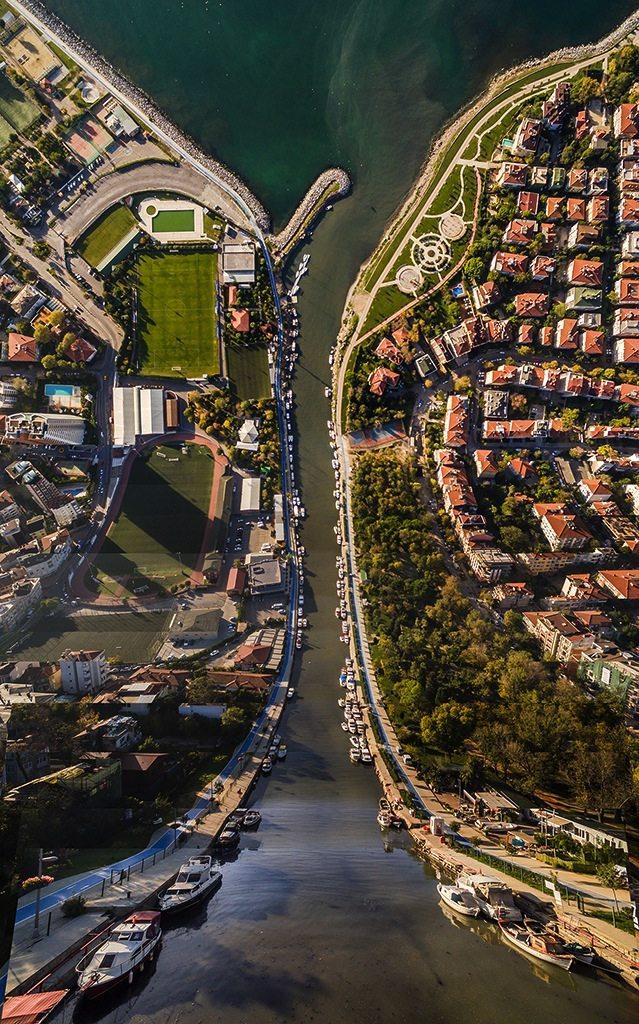 Kurbagli Dere.  Istanbul