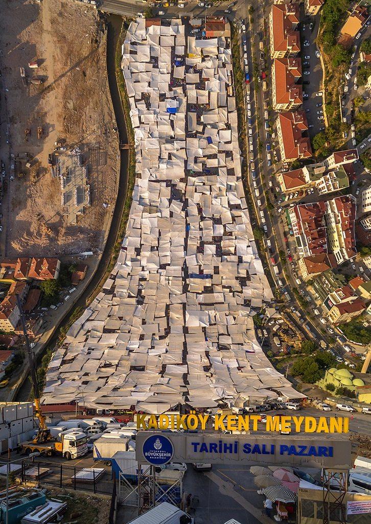 Sali Pazari.  Istanbul