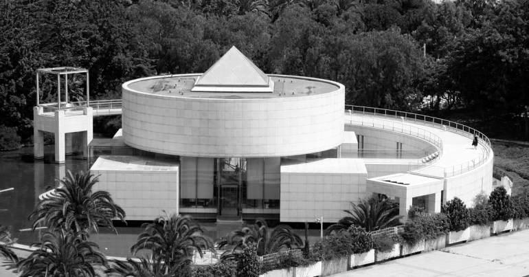 Musée Des Arts Asiatique. Außenansicht
