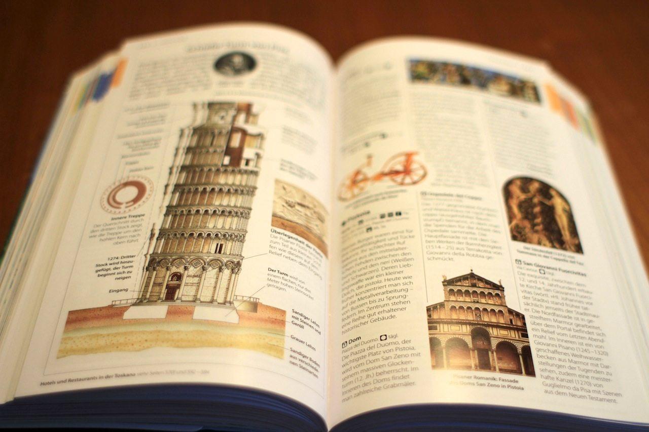 Der Schiefe Turm. Von Pisa