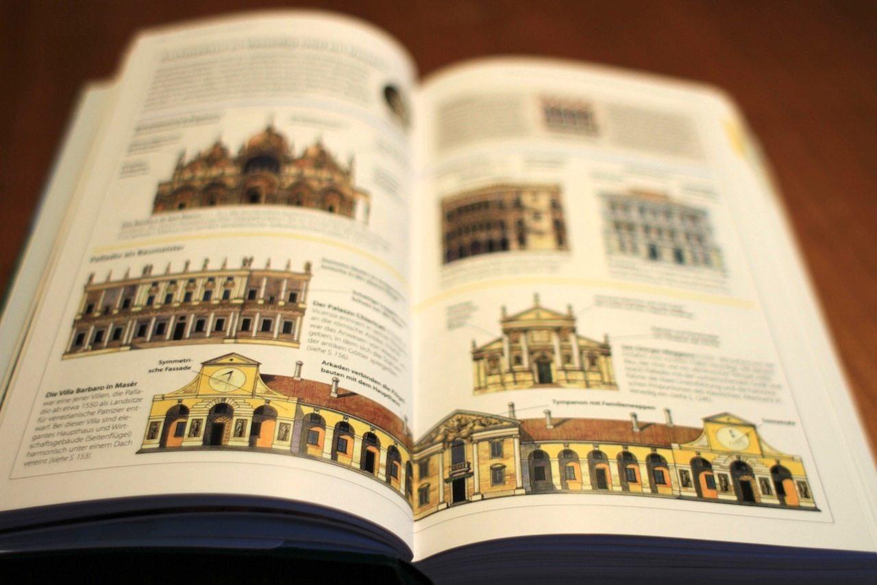 Die Architektur. In Venedig und Veneto
