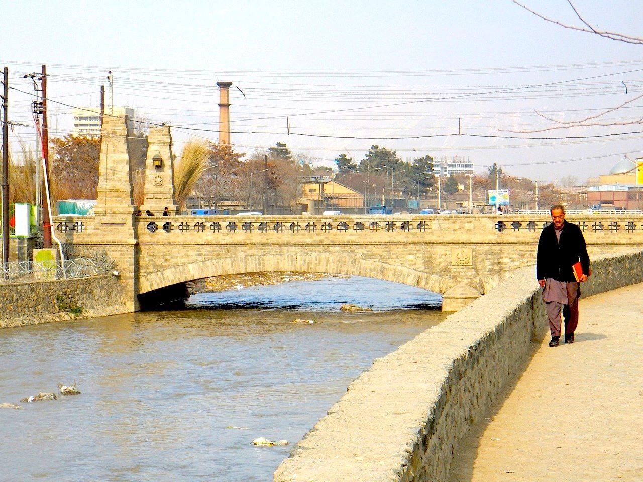 Die Bauten des deutschen Ingenieurs Walter Harten in Kabul