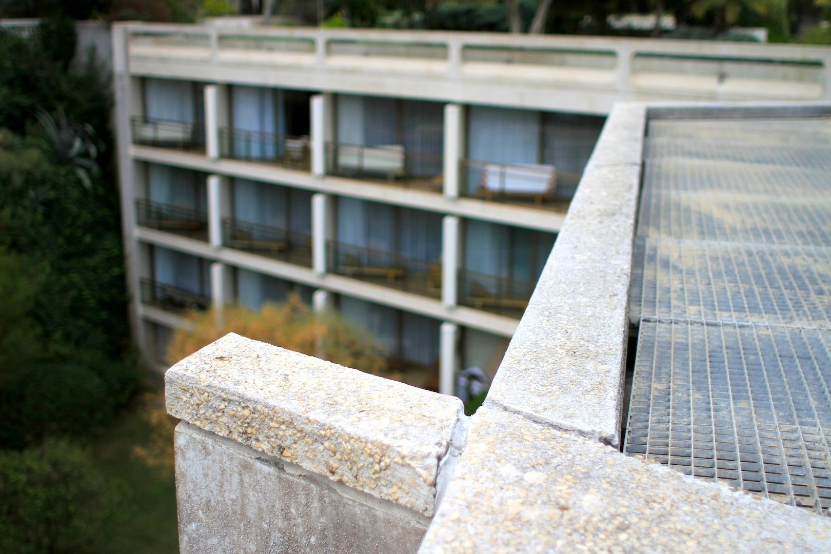 Fairmont Hotel.  Zimmer mit Sicht auf das Casino