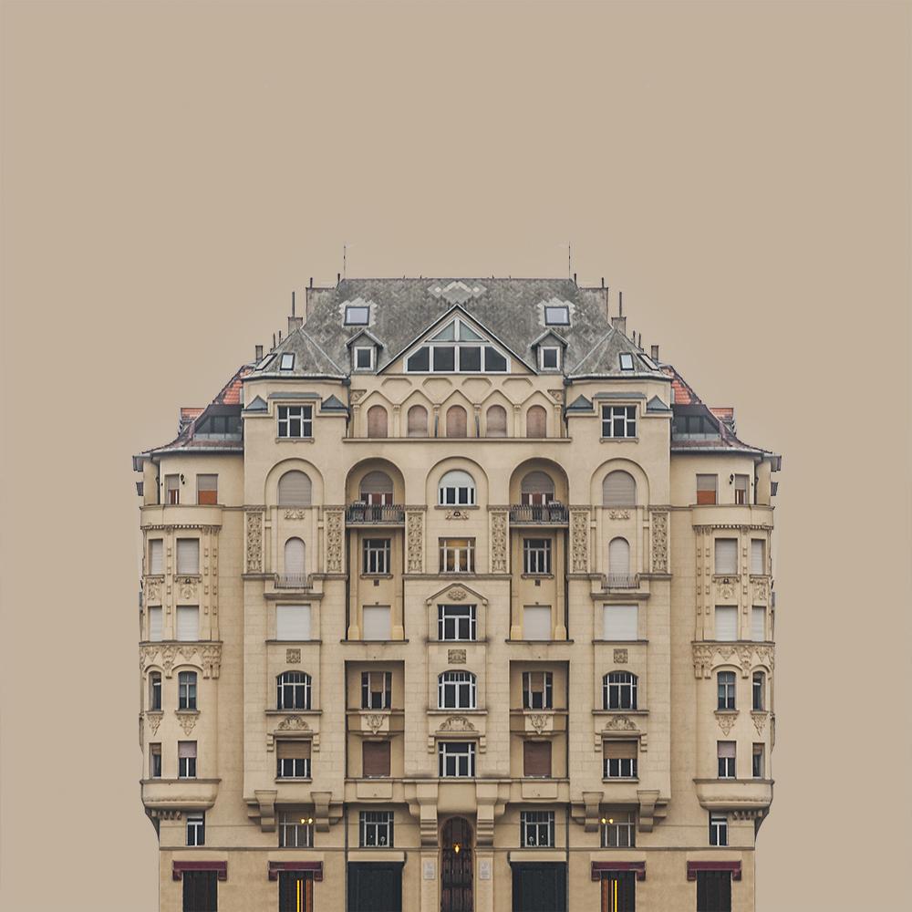 Urban Symmetry von Zsolt Hlinka