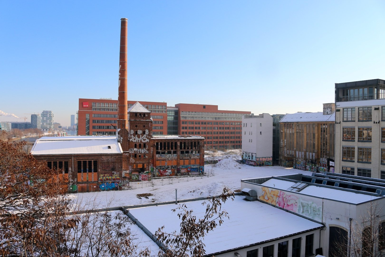 Spreefeld. Berlin-Mitte
