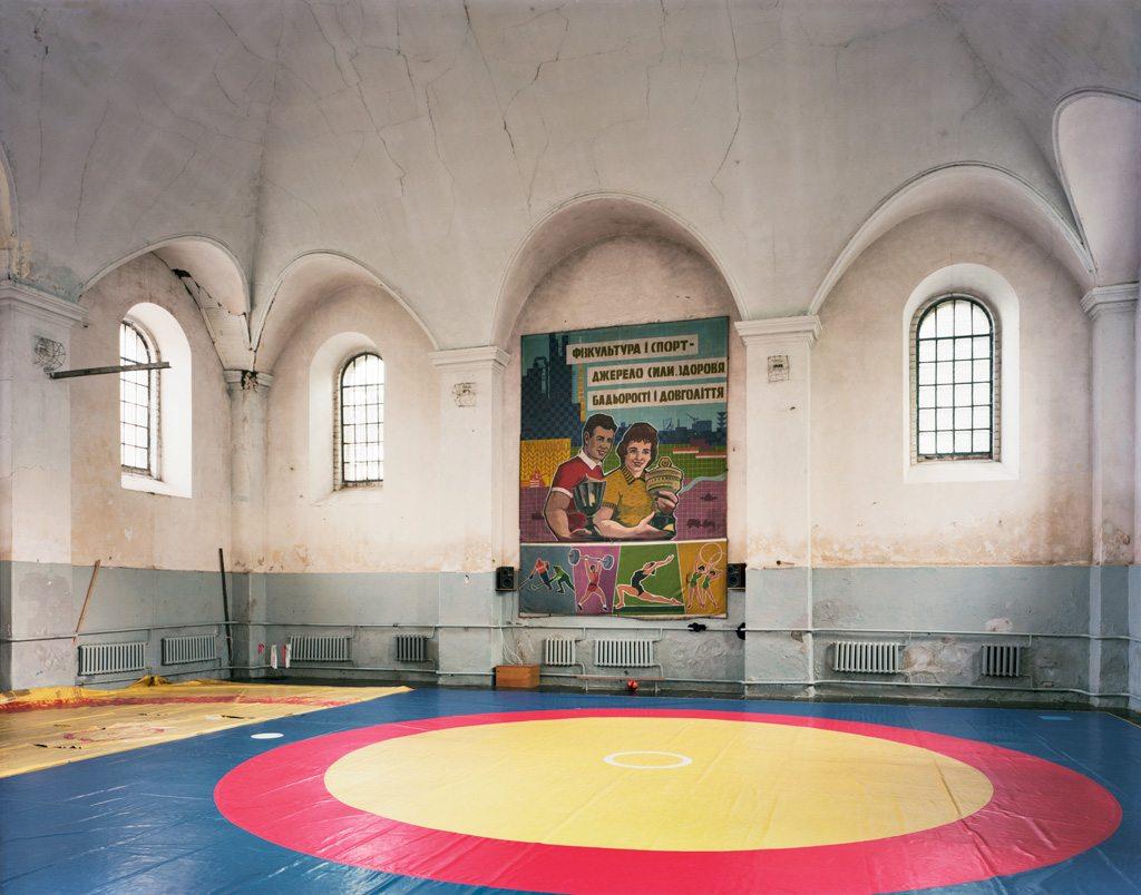 Ukraine Series. Sieveking Verlag ,Courtesy Galerie Wilma Tolksdorf