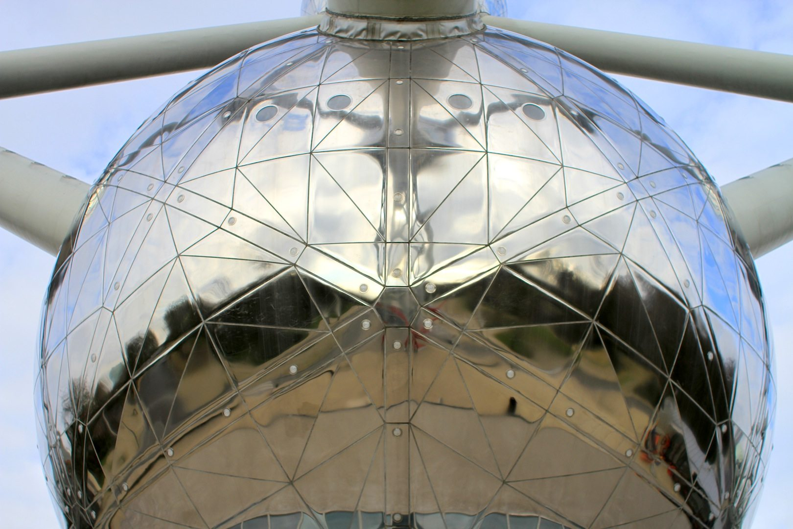 Vor 10 Jahren wiedereröffnet: das Atomium