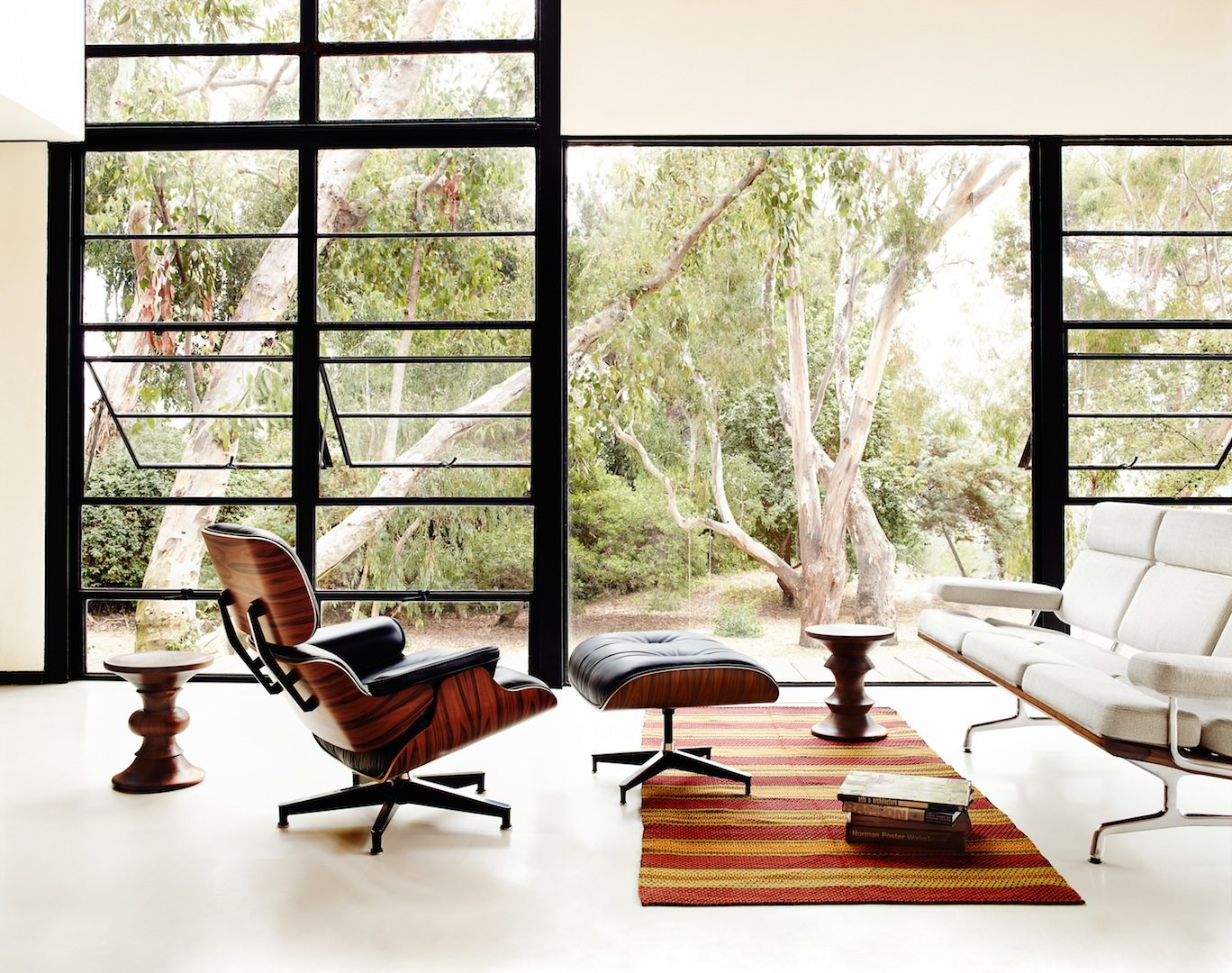 Das Lebenswerk der Design-Legenden Charles und Ray Eames