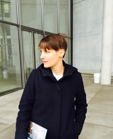 Johanna Diehl. Lebt und arbeitet in Berlin.