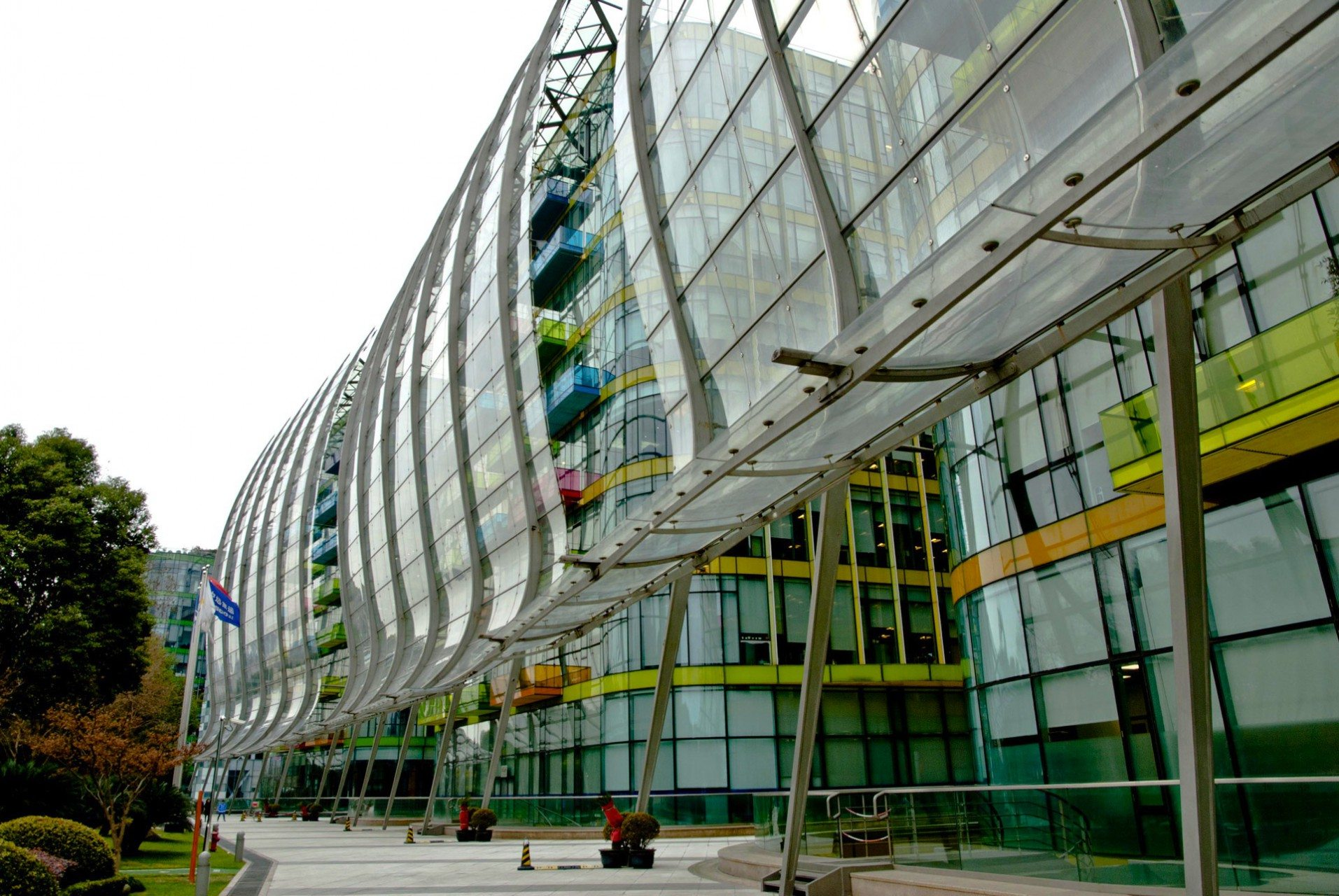 Shanghai Port International Cruise Terminal.