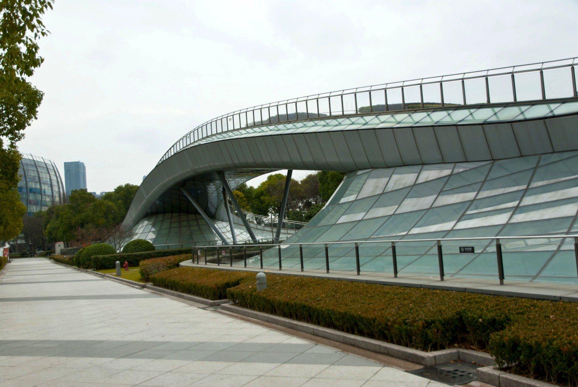 Shanghai Port International Cruise Terminal.