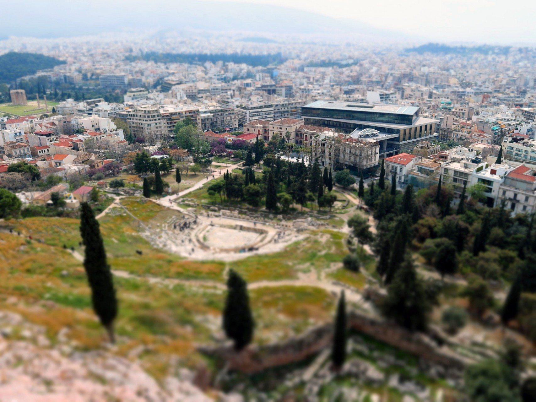 Das Akropolismuseum