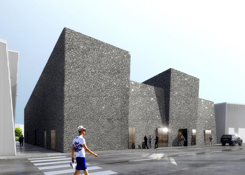 Office for Metropolitan Architecture baut in Dubai