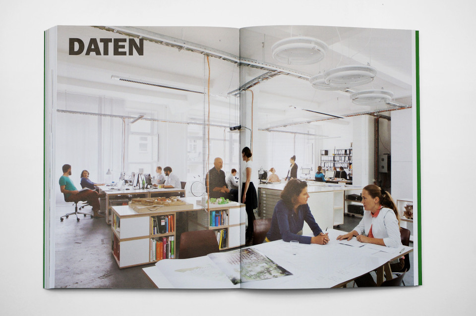 die Baupiloten BDA.  Von ihrem Schöneberger Büro aus erschafft das Team ansprechende Atmosphären.