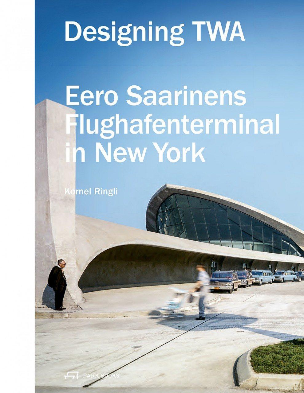 Cover des im Park Book Verlag erschienenen Monografie.