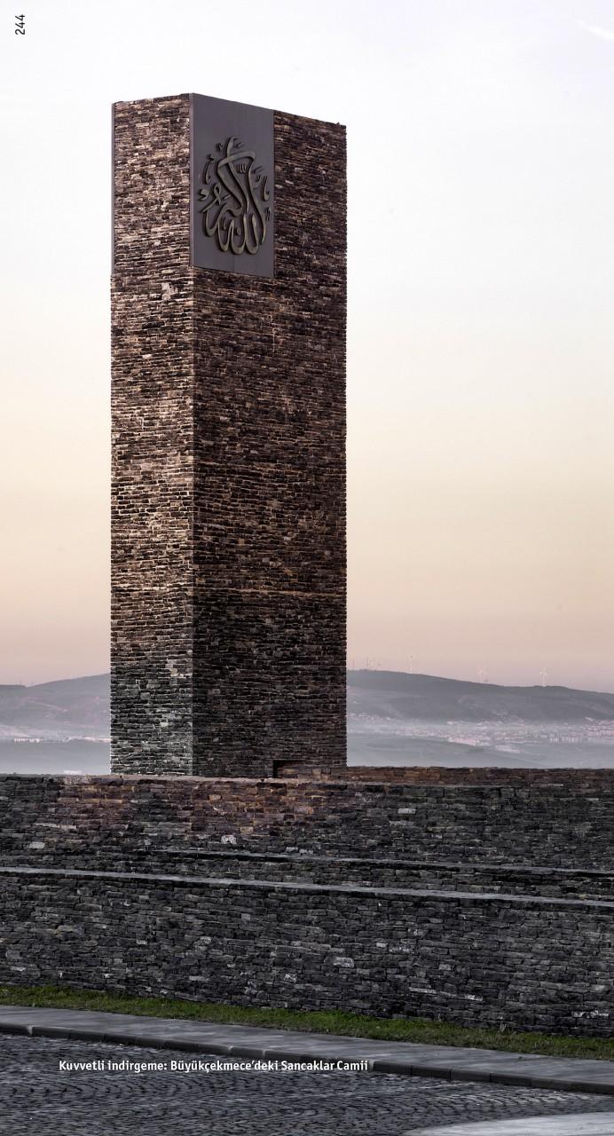 Istanbul mimarlik rehberi. Sancaklar Camii