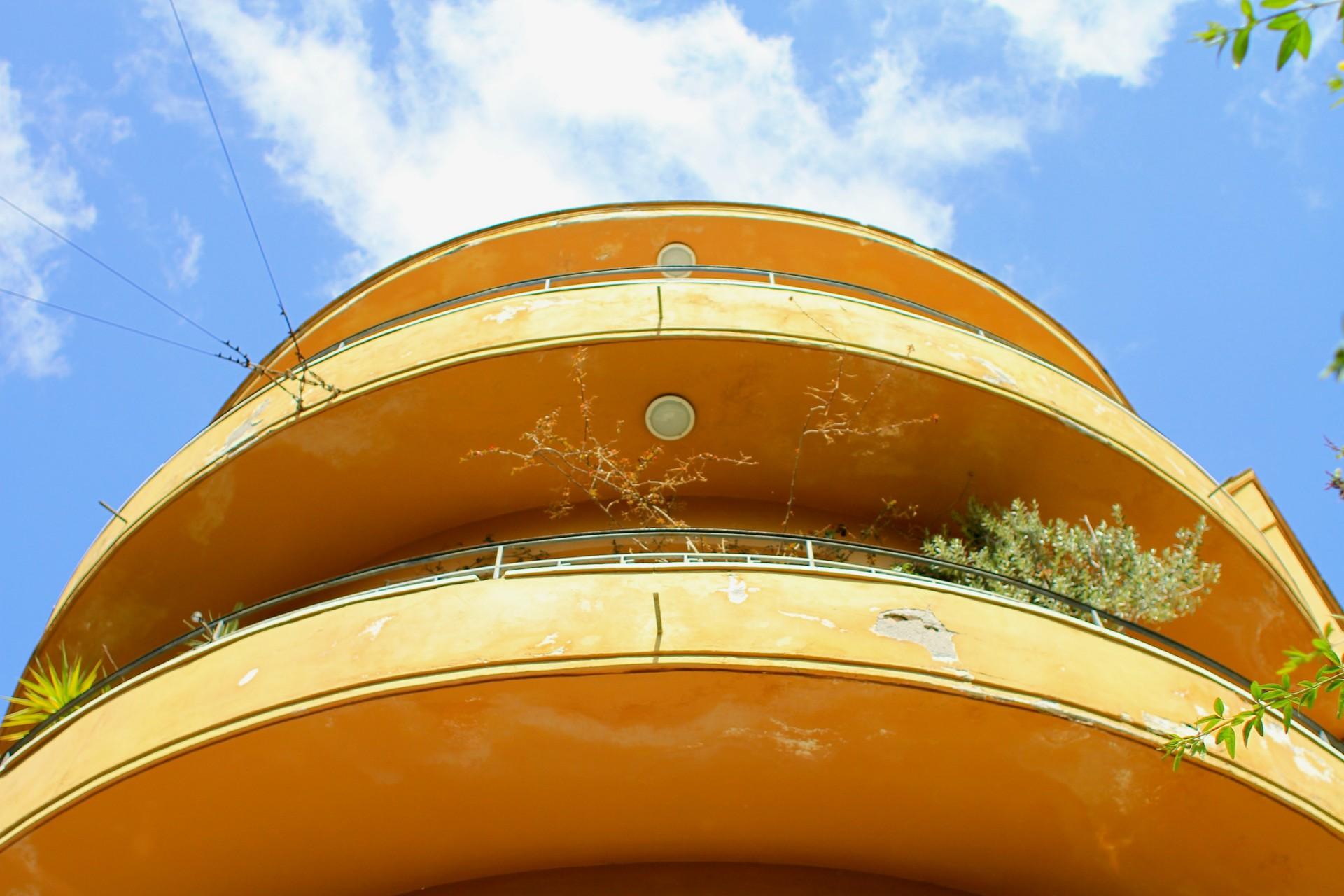 Modernismus im Stadtteil Kolonaki