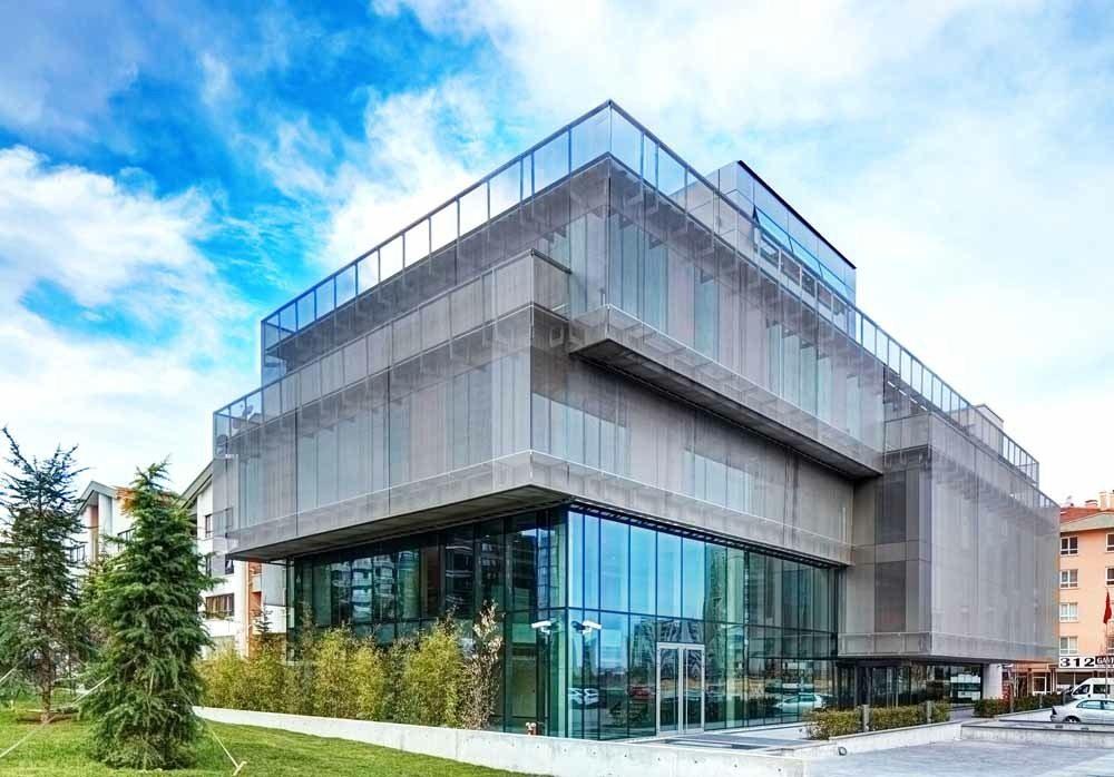 Verbandsgebäude türkischer Bauunternehmer (TMB)