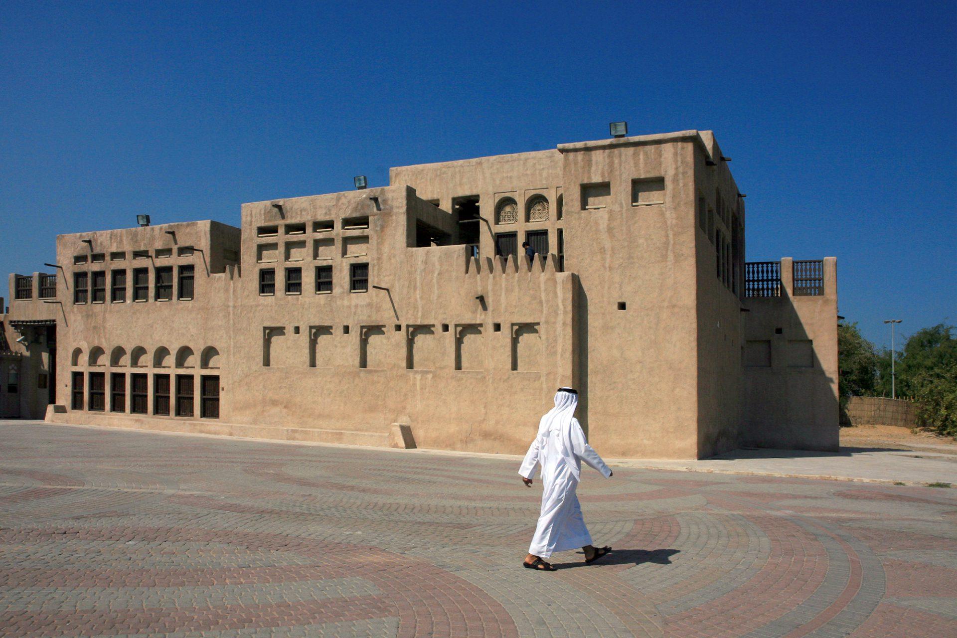 Die Top 10-Ziele des historischen Dubai am Creek