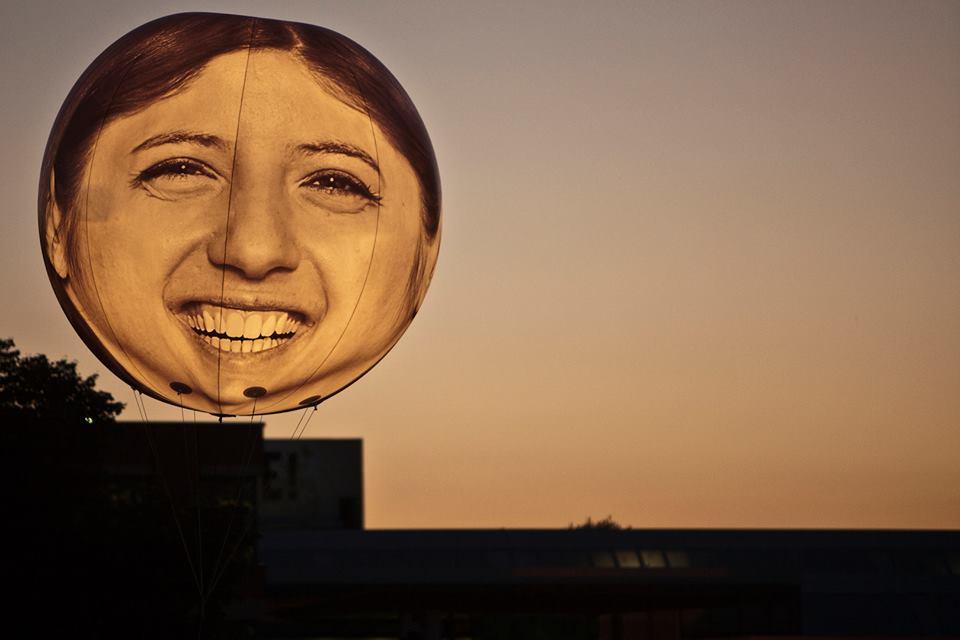 Balloon Heads Berlin.
