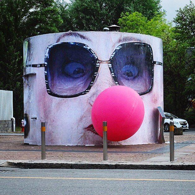 Urban Art von Mentalgassi