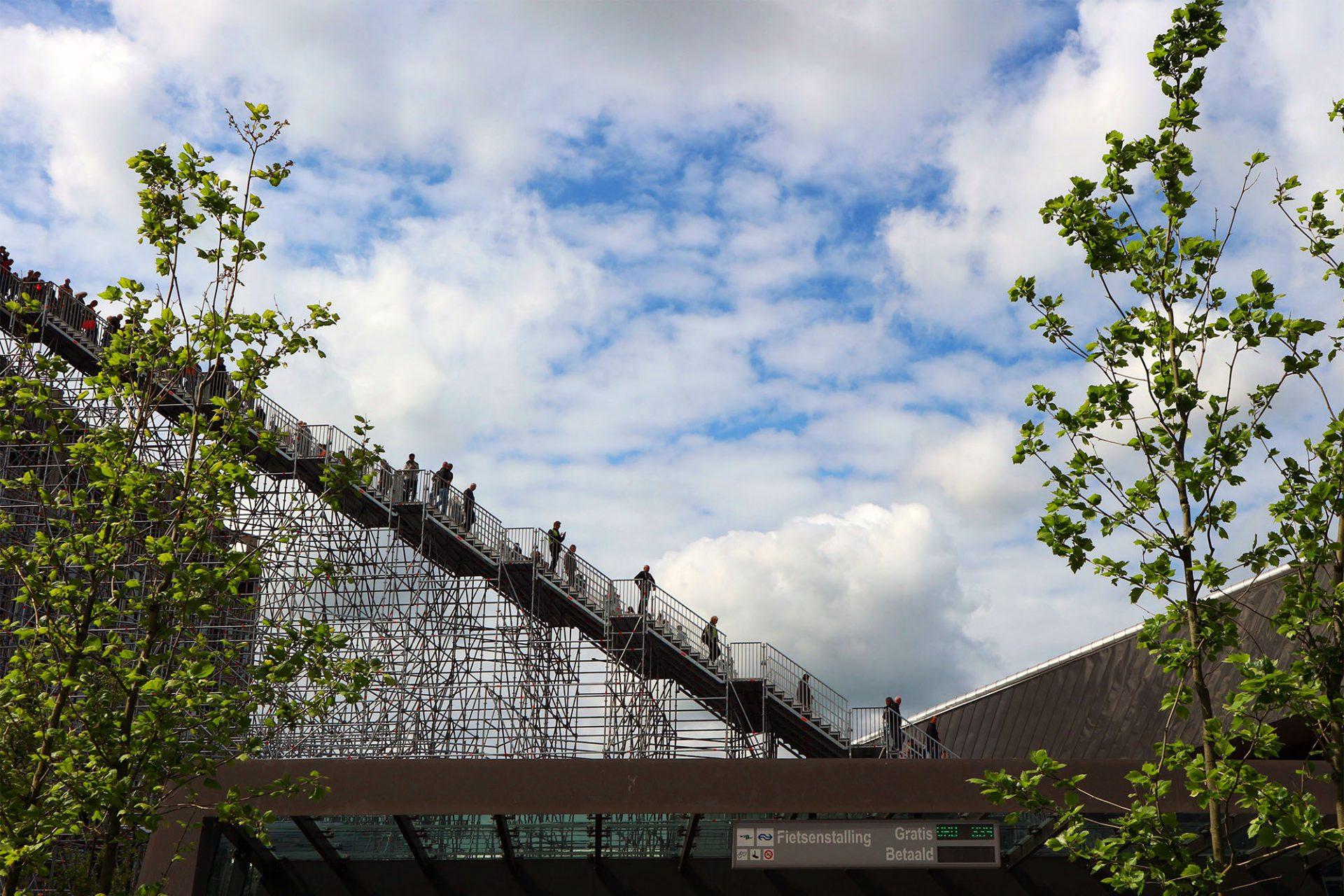The Stairs von MVRDV