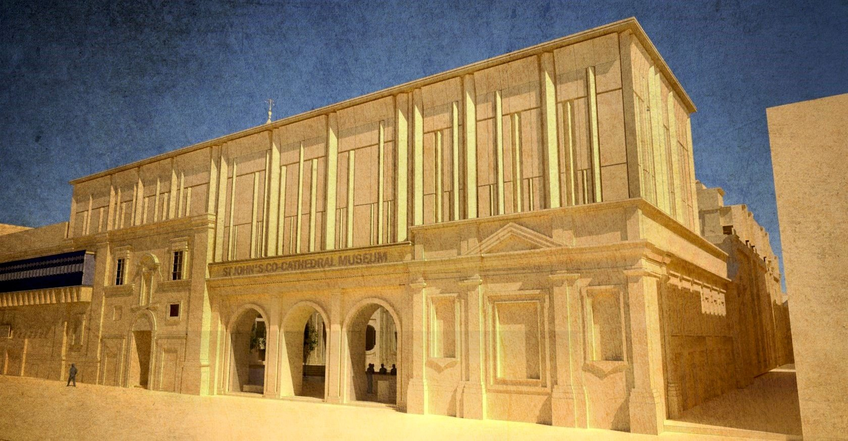 Saint John's Co Cathedral Museum extension.  Project details of the extension. Date: 2013 – ongoing. Client: St. John's Co Cathedral Foundation. Location: Valletta, Malta. Lighting design: Franck Franjou