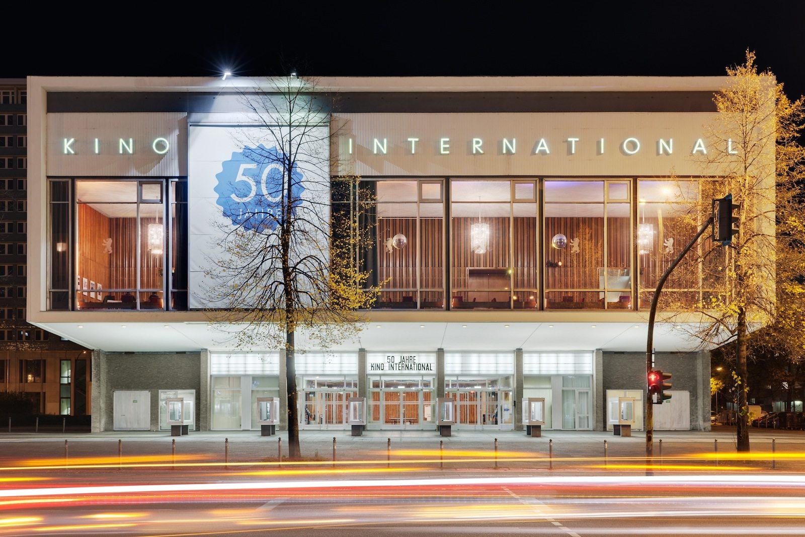 Fest. 2013 feiert das Kino International 50-jähriges Jubiläum.