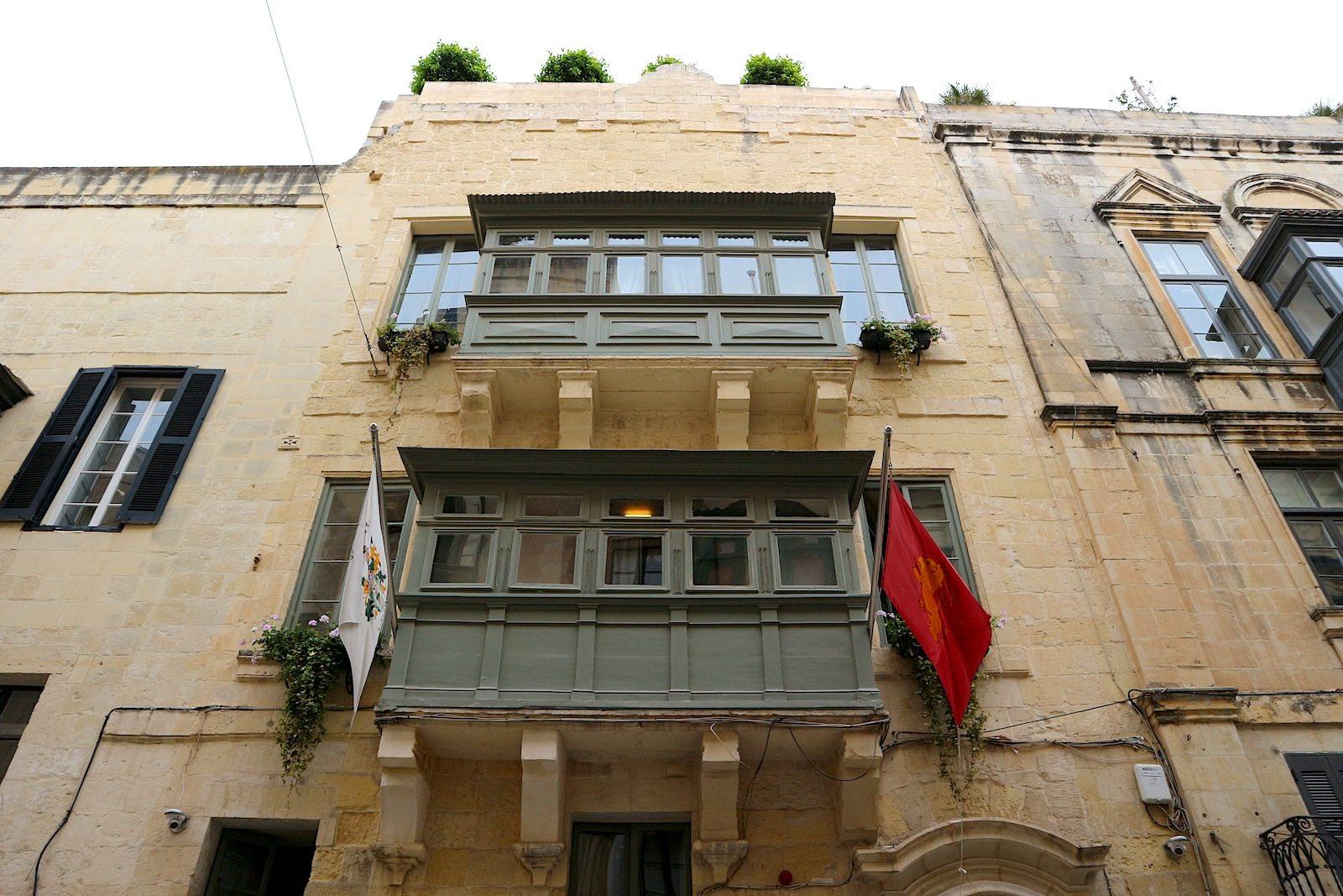 . Gallariji des Boutiquehotels Palazzo Prince d'Orange