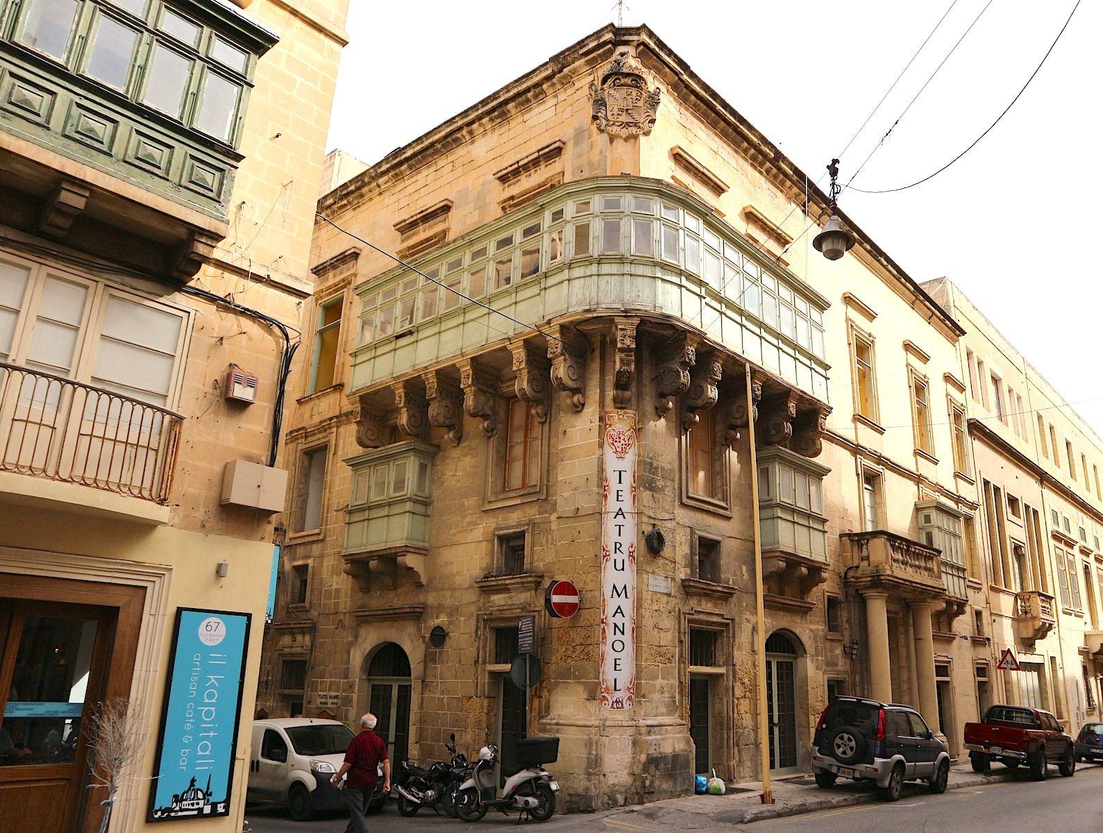 .  Teatru Manoel