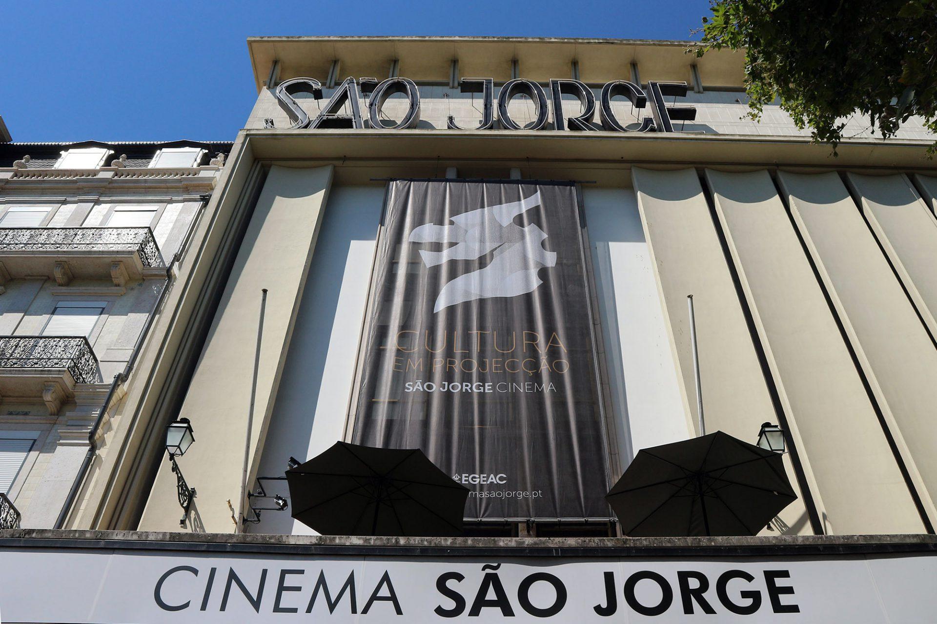 Cinema São Jorge.
