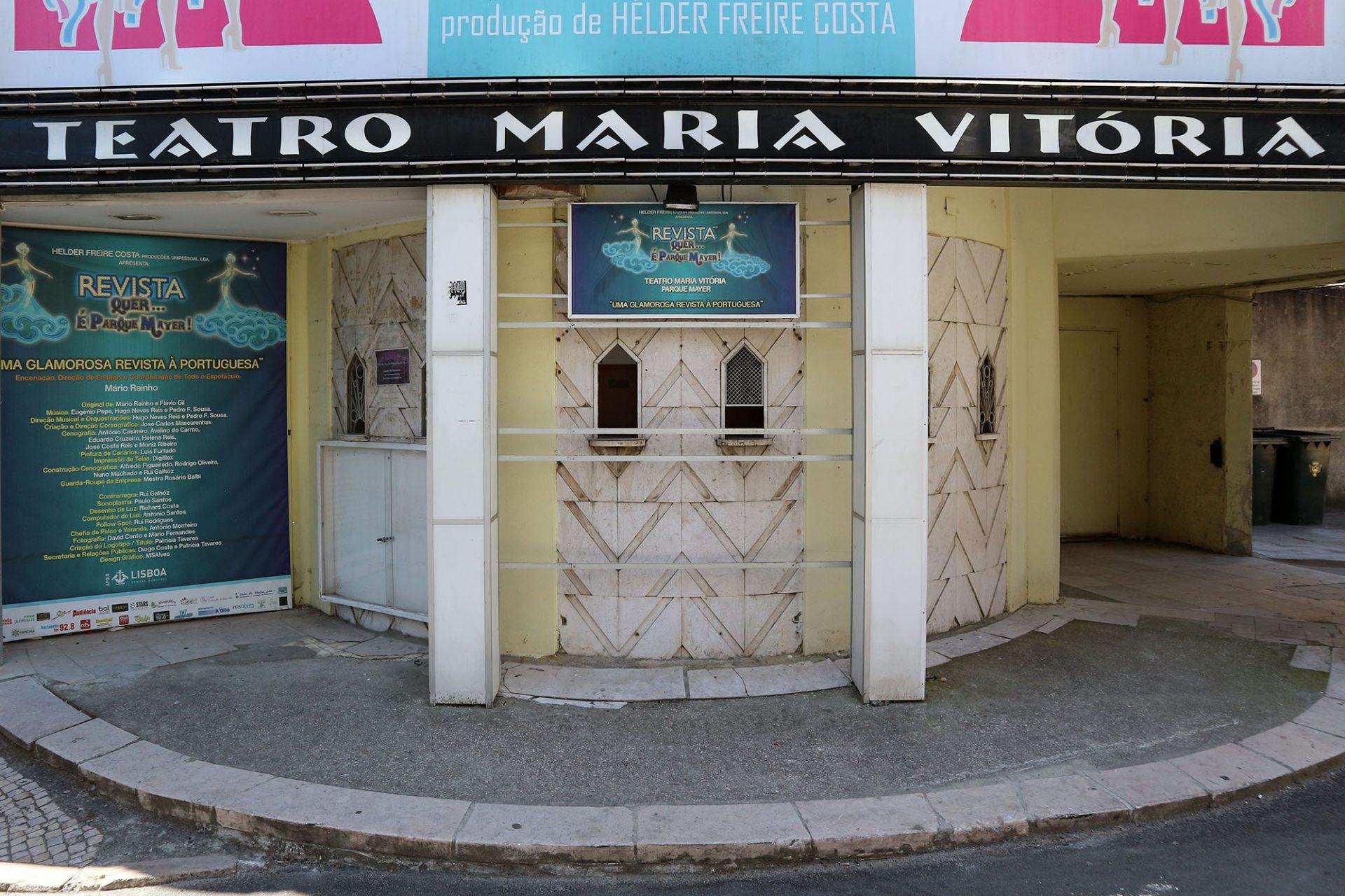 Teatro Maria Vitória.