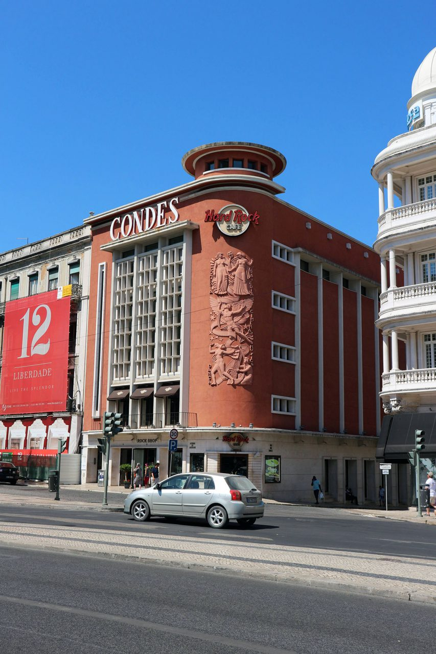 Teatro Condes.