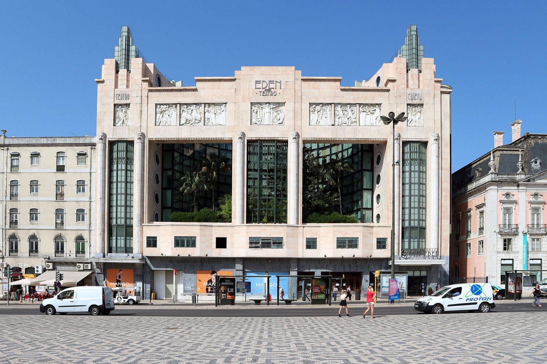 Teatro Éden.