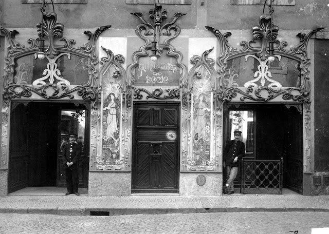Animatógrafo do Rossio um 1907.