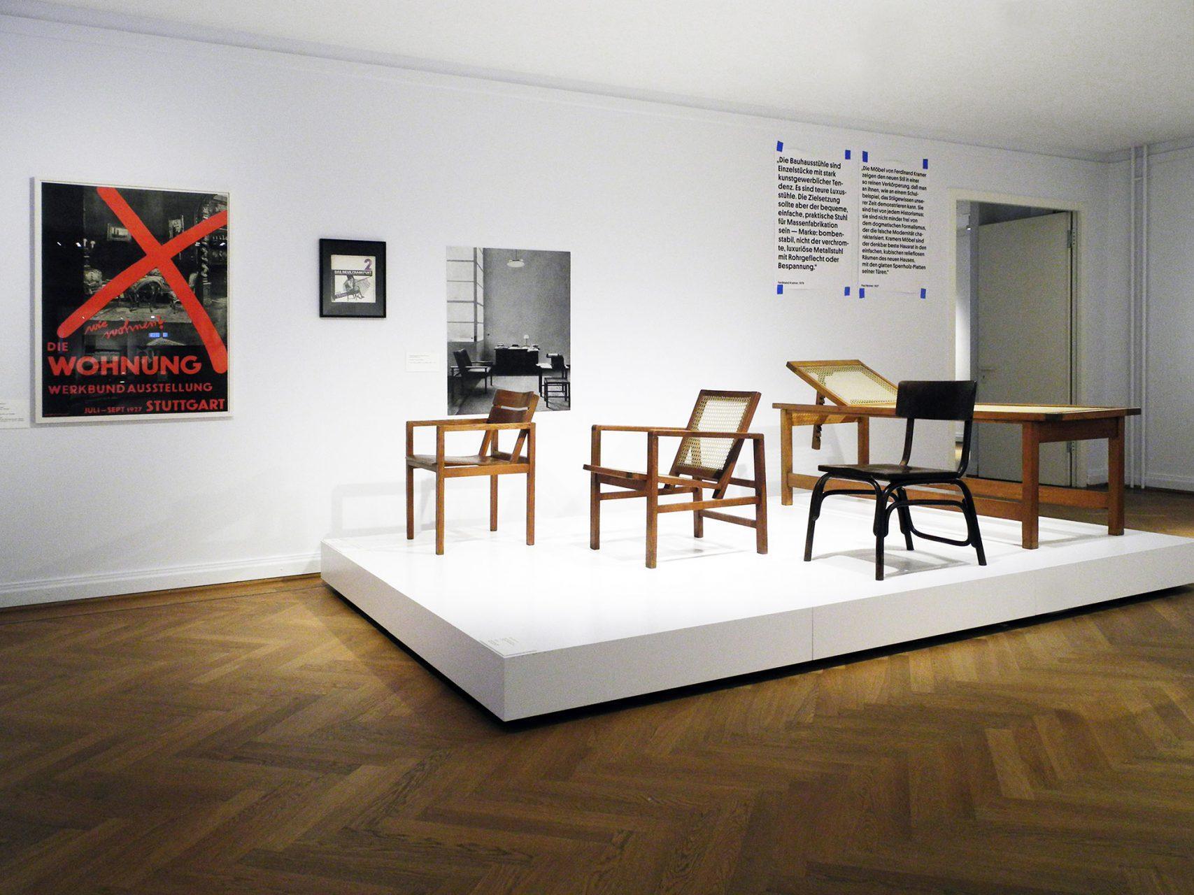Neues Frankfurt.  Als konsequentestes Projekt der funktionalistischen Gestaltung in der Weimarer Republik zählt das ab 1925 groß angelegte Siedlungsbauprogramm in Frankfurt am Main unter der Leitung von Ernst May (1886–1979).