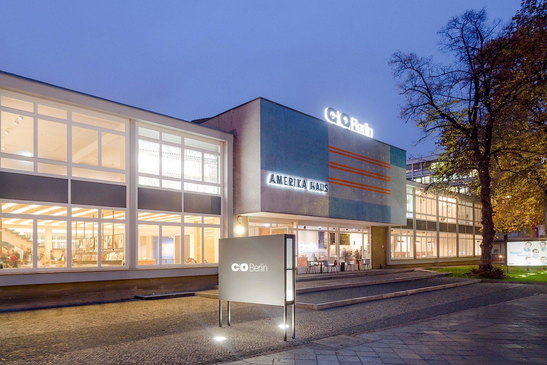 C/O Berlin. Das Amerika Haus in Berlin-Charlottenburg, der Standort von C/O Berlin seit Oktober 2014.