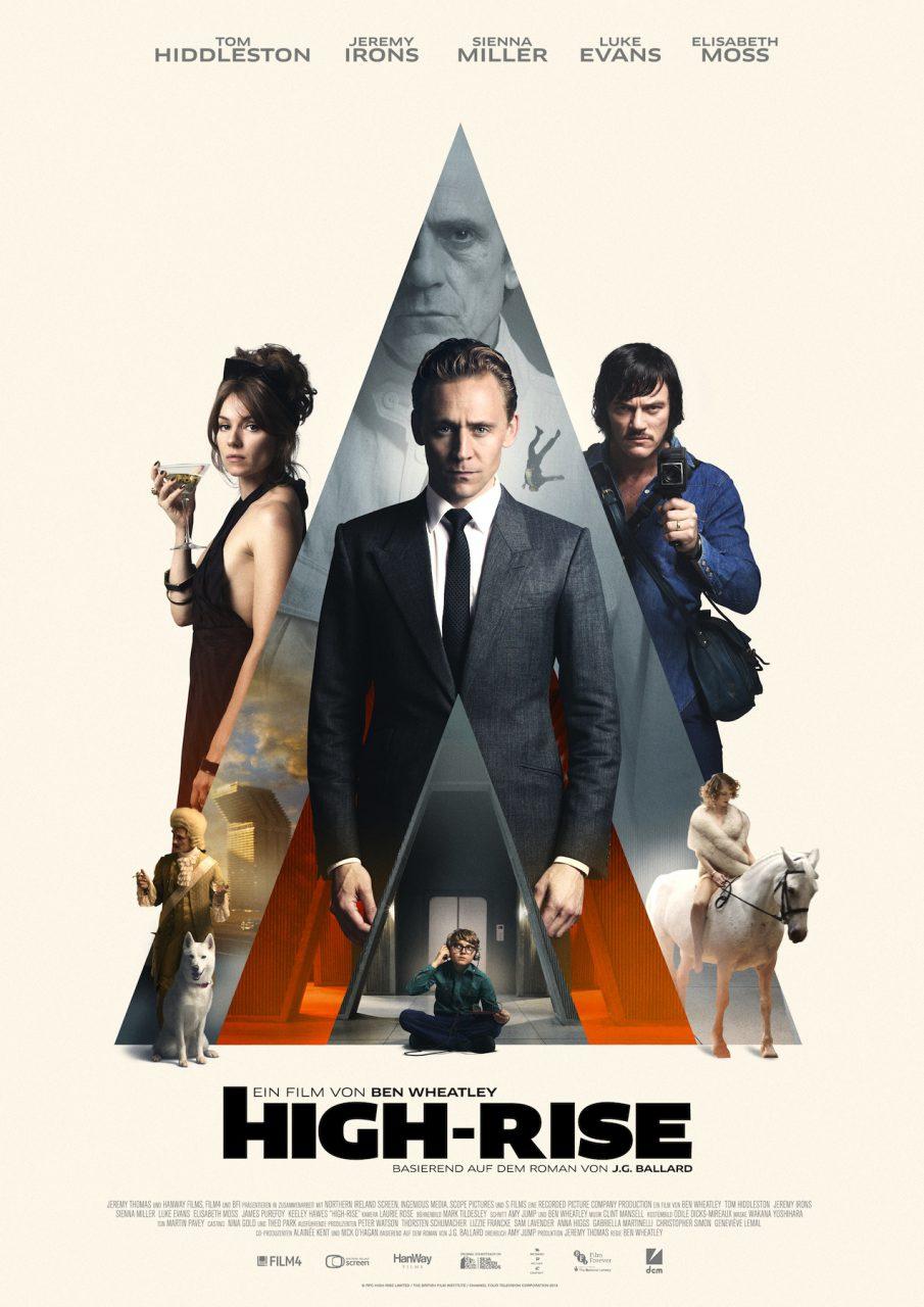 Filmplakat High-Rise.