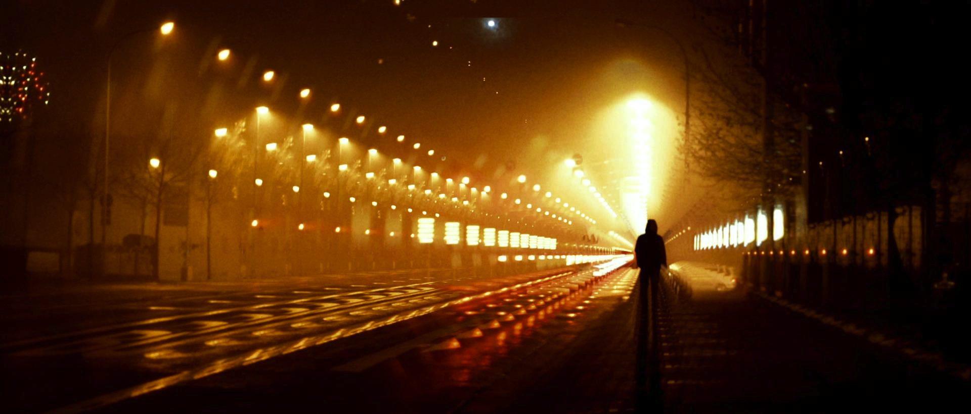 . Aus Stadt, Licht & Bewegung