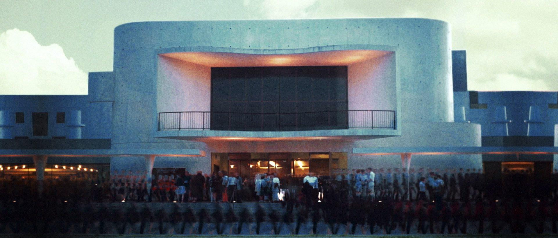Stadttheater. Aus Stadt, Licht & Bewegung